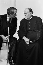 Des abbés et un pape