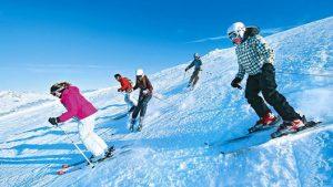 Séjours enfants ski